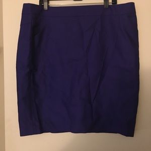 New J Crew Pencil Skirt Plus Size